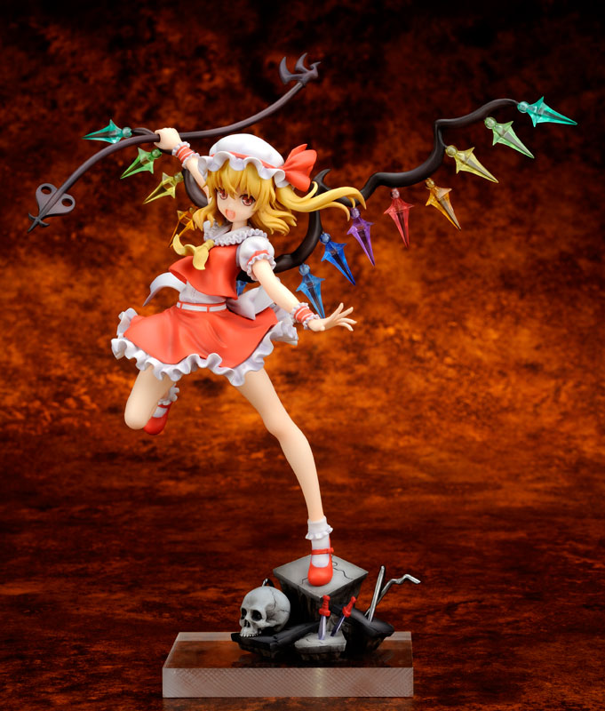 Flandre Scarlet Touhou Project Ques Q rerelease 01