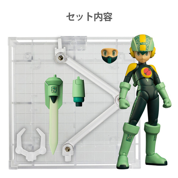 Rockman.EXE 4 Inch-Nel 11