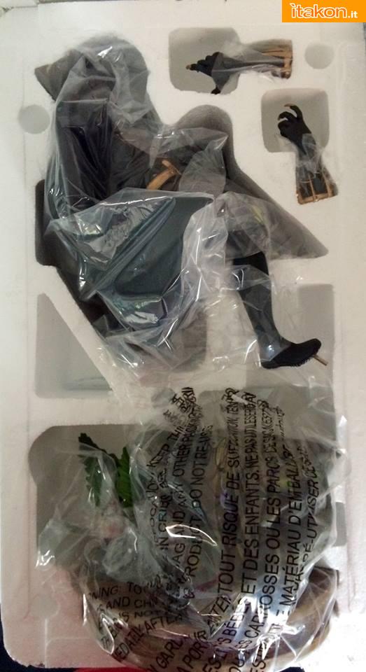 Marvel Comics Black Panther Fine Art Statue - Kotobukiya - Recensione Bossborot - Foto 05