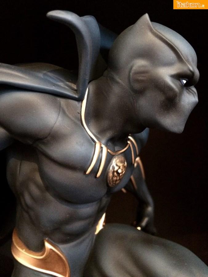 Marvel Comics Black Panther Fine Art Statue - Kotobukiya - Recensione Bossborot - Foto 28