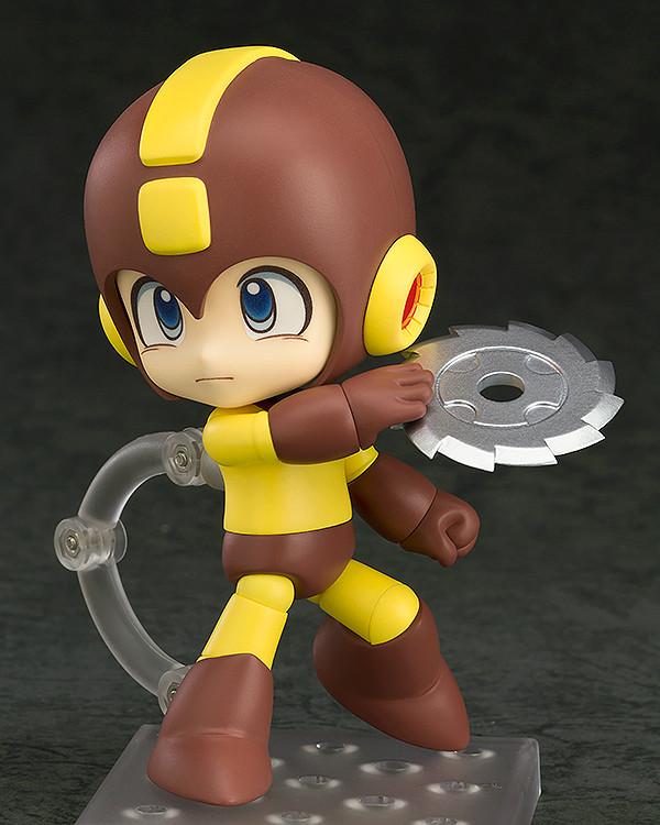 Nendoroid Mega Man Metal Blade GSC pics 02