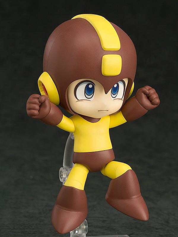 Nendoroid Mega Man Metal Blade GSC pics 03