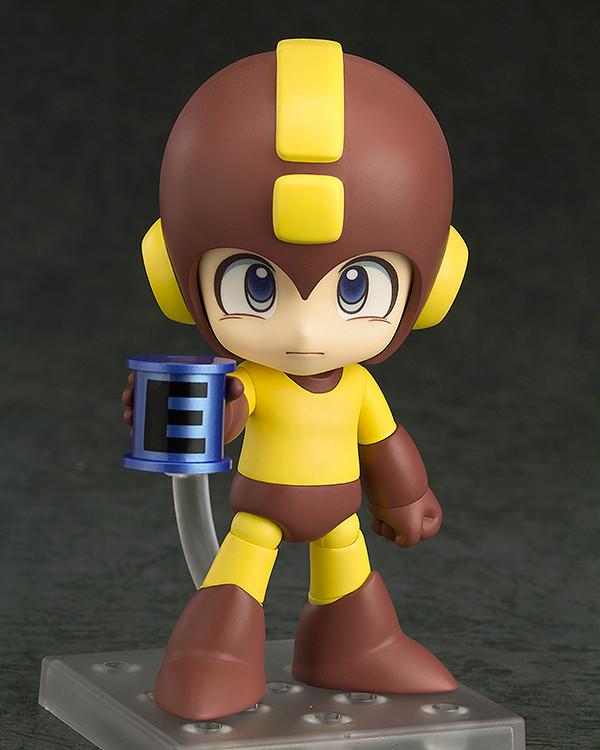 Nendoroid Mega Man Metal Blade GSC pre 05