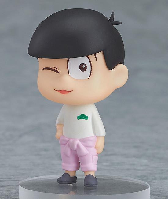 Osomatsu-san mini figures Orange Rouge WF2016S pics 07