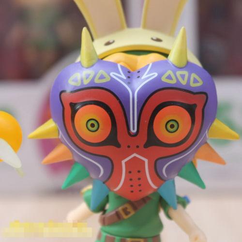 Rubrica AntiBootleg - Link Mayora Mask Ver - Nendoroid - Good Smile Company - Foto 07