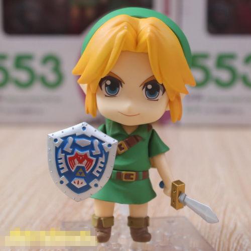 Rubrica AntiBootleg - Link Mayora Mask Ver - Nendoroid - Good Smile Company - Foto 08