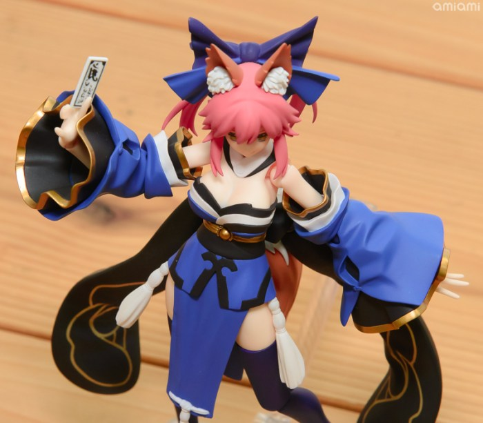 figma Caster Fate EXTRA amiami gallery 10