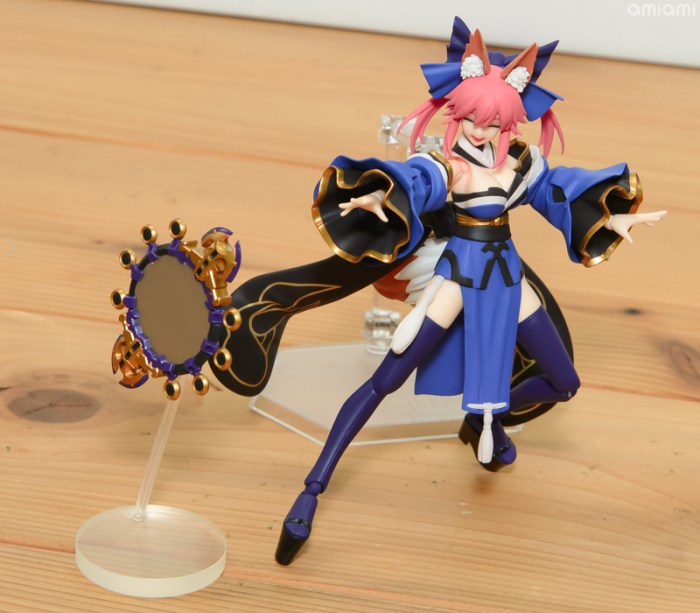 figma Caster Fate EXTRA amiami gallery 23
