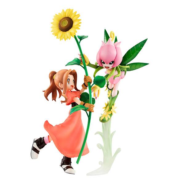 Digimon Adventure - Lilimon - Tachikawa Mimi - GEM - MegaHouse - Foto 05