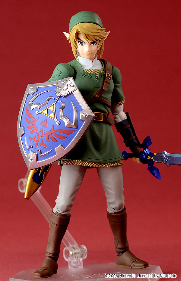 Link Twilight Princess ver.
