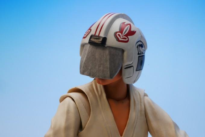Luke Skywalker SH Figuarts Bandai pics 03