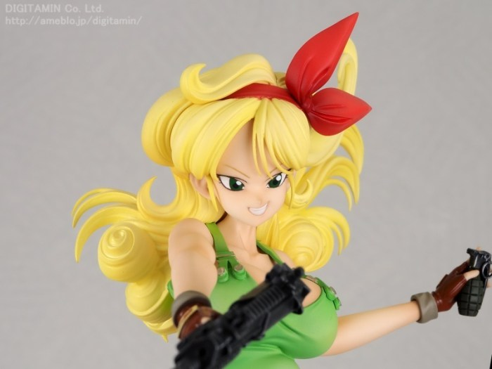 Lunch Dragonball Gals MegaHouse pic 11