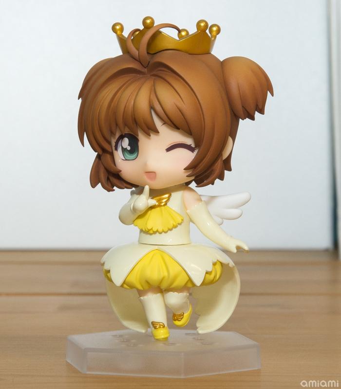 Nendoroid Co-de Sakura Kinomoto Angel Crown gallery 02