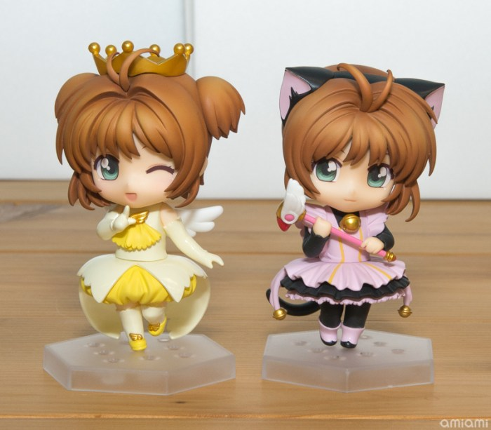 Nendoroid Co-de Sakura Kinomoto Angel Crown gallery 10