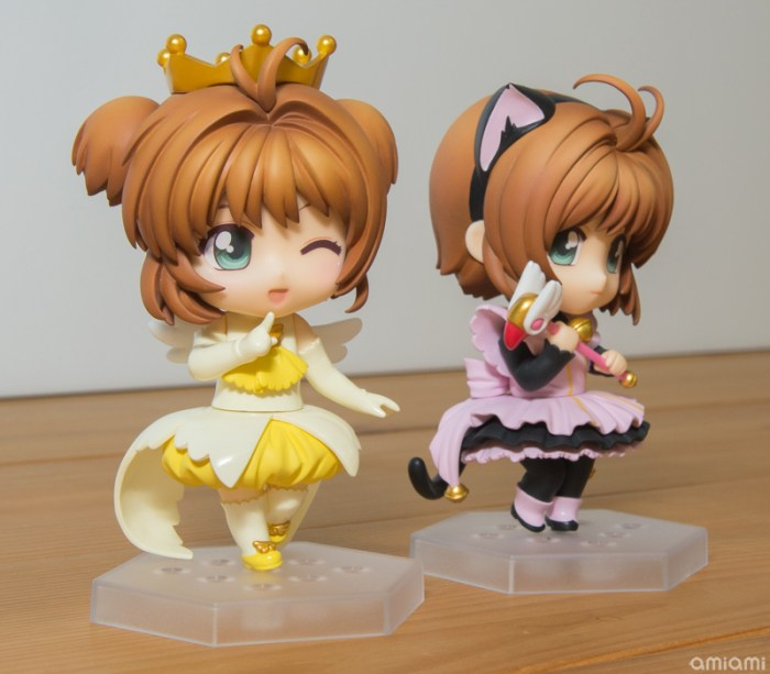Nendoroid Co-de Sakura Kinomoto Angel Crown gallery 12