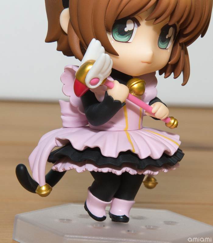 Nendoroid Co-de Sakura Kinomoto Black Cat Maid gallery 11