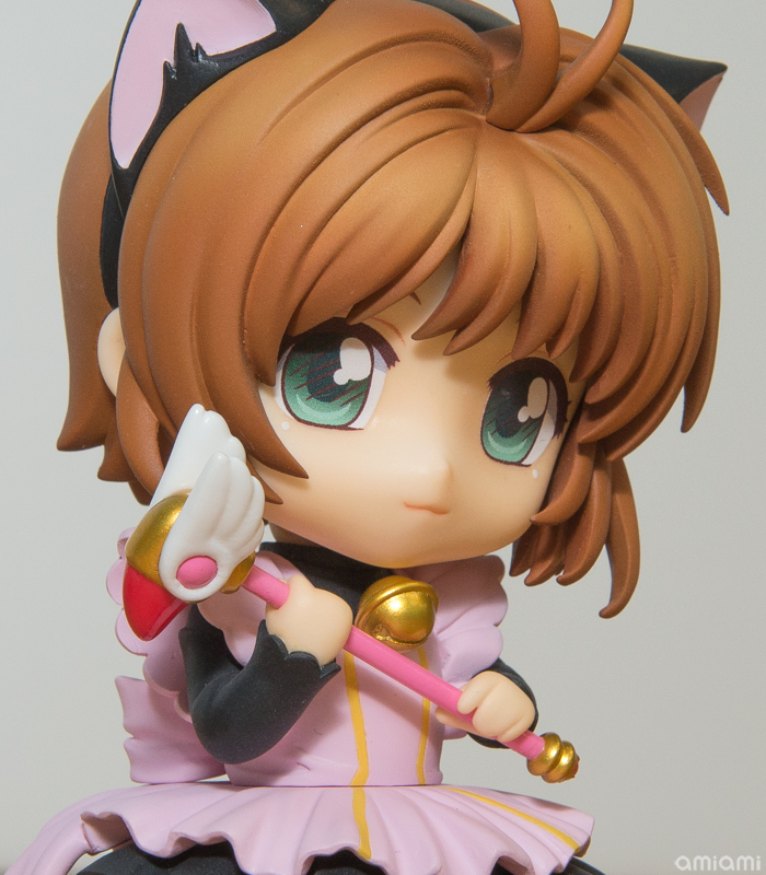 Nendoroid Co-de Sakura Kinomoto Black Cat Maid gallery 13