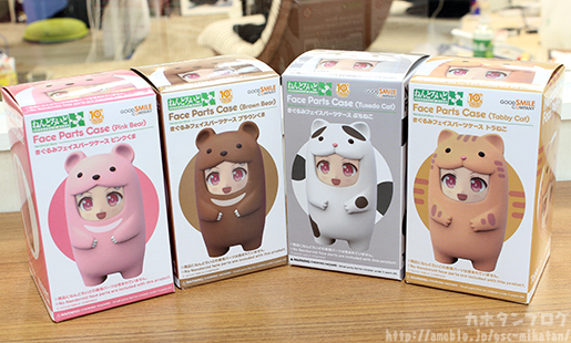 Nendoroid More Face Parts gallery 01