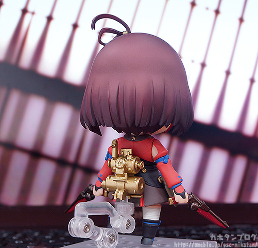 Nendoroid Mumei Koutetsujou no Kabaneri pics 03