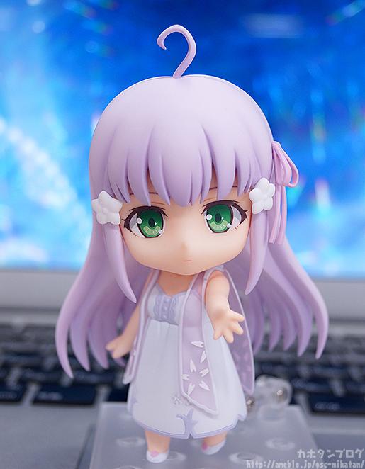 Nendoroid Remo - Glass no Hana to Kowasu Sekai GSC pics 06