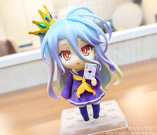 Nendoroid Shiro No Game No Life GSC pics 01