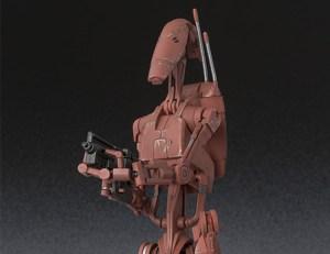 Star Wars Battle Droid Geonosis SH Figuarts Bandai pics 20