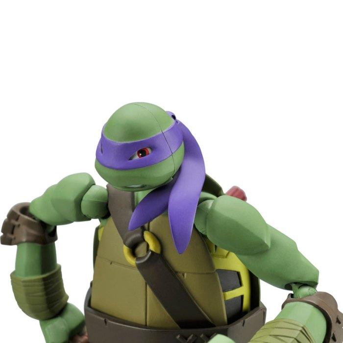 TMNT Revoltech Donatello Kaiyodo Preorder 04