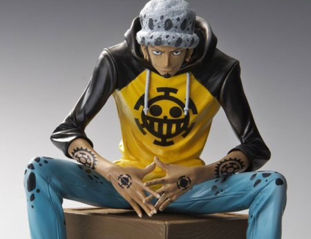 Trafalgar Law One Piece Archive Collection PLEX pics 20