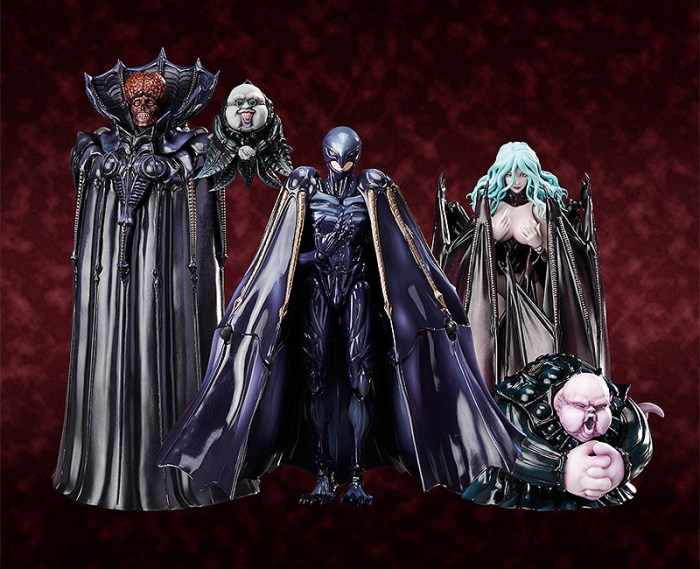 figma Femto Birth of the Hawk of Darkness pre 10
