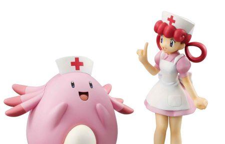 g.e.m. series pokemon joy & chansey megahouse itakon.it -001