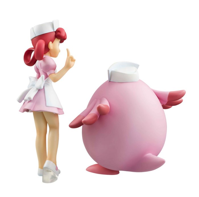 g.e.m. series pokemon joy & chansey megahouse itakon.it -004