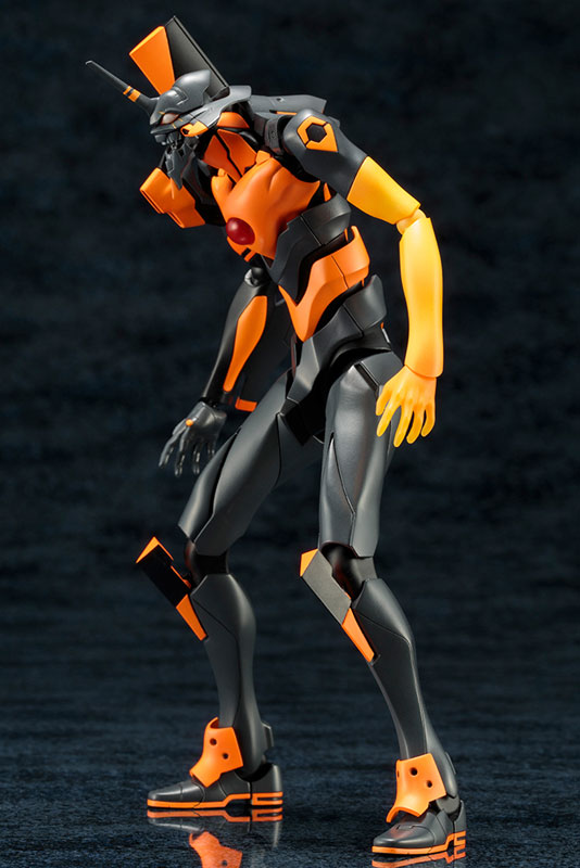godzilla vs evangelion eva-01 test type godzilla color ver. kotobukiya itakon.it -001