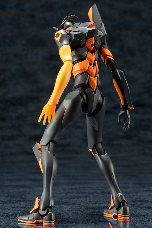 godzilla vs evangelion eva-01 test type godzilla color ver. kotobukiya itakon.it -006