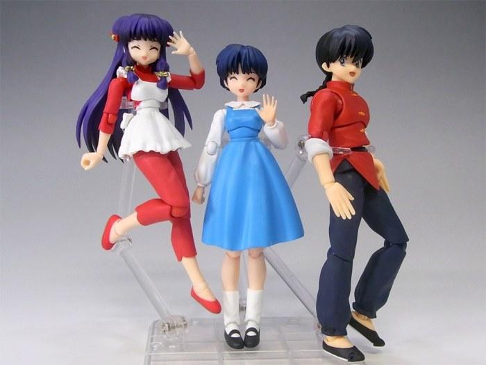 Akane Tendo SH Figuarts Ranma Bandai pics 12