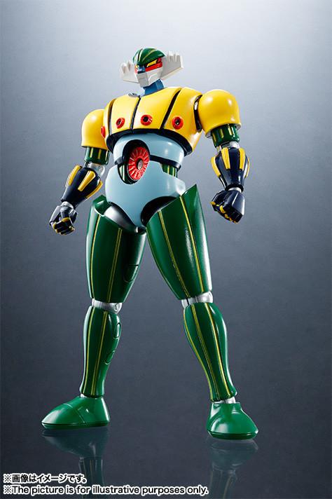 Jeeg Super Robot Chogokin