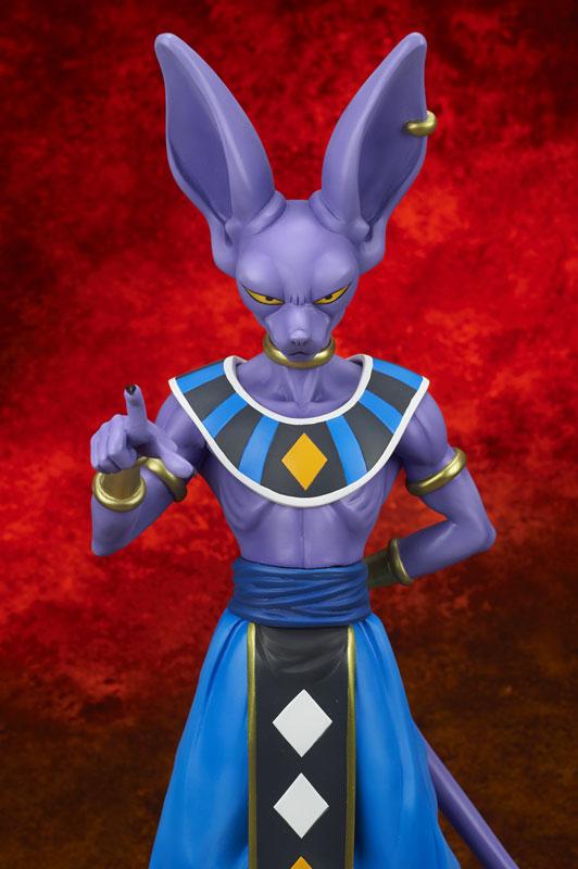 Beerus Dragon Ball XPlus Gigantic Series pre 04