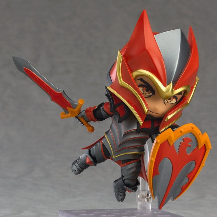 DOTA 2 Nendoroid Dragon Knight pre 02