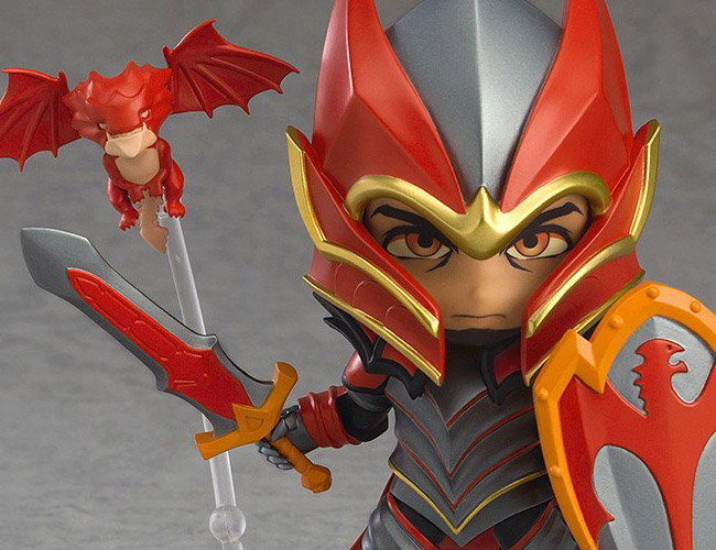 DOTA 2 Nendoroid Dragon Knight pre 20