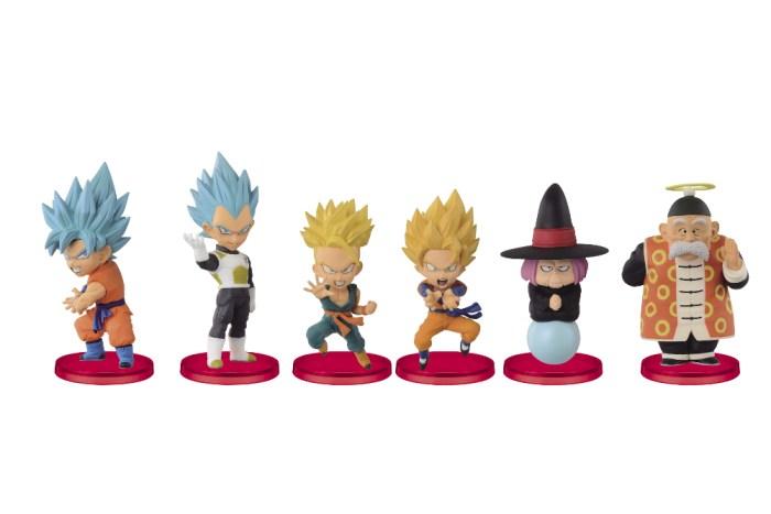 Dragon Ball Super World Collectable Figure Vol.3