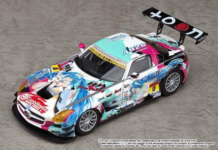 GSC Racing SLS pre 01