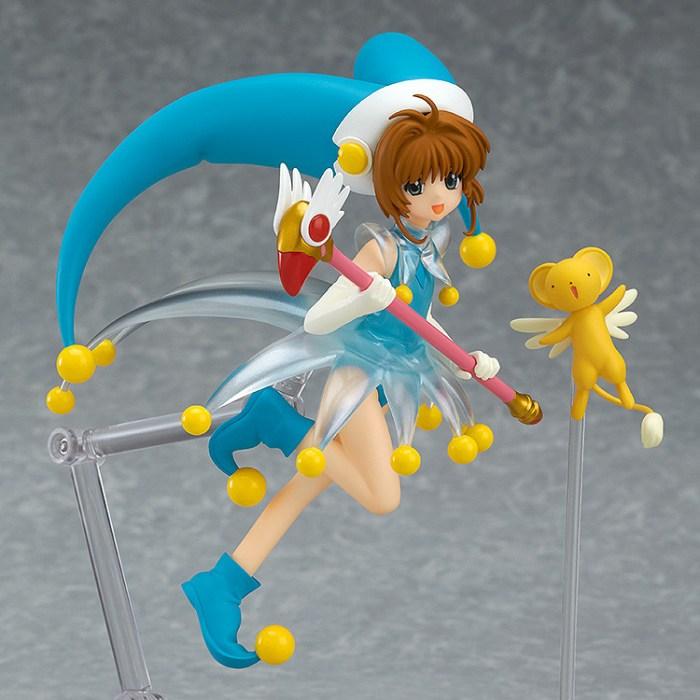 figFIX Sakura Kinomoto: Battle Costume ver. da ''Card Captor Sakura''