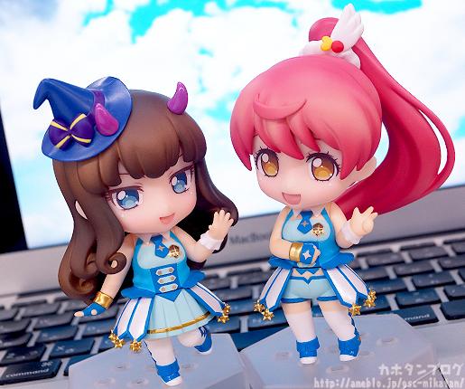Nendoroid Co-de iDOLMASTER Harkua Miki GSC preview 10