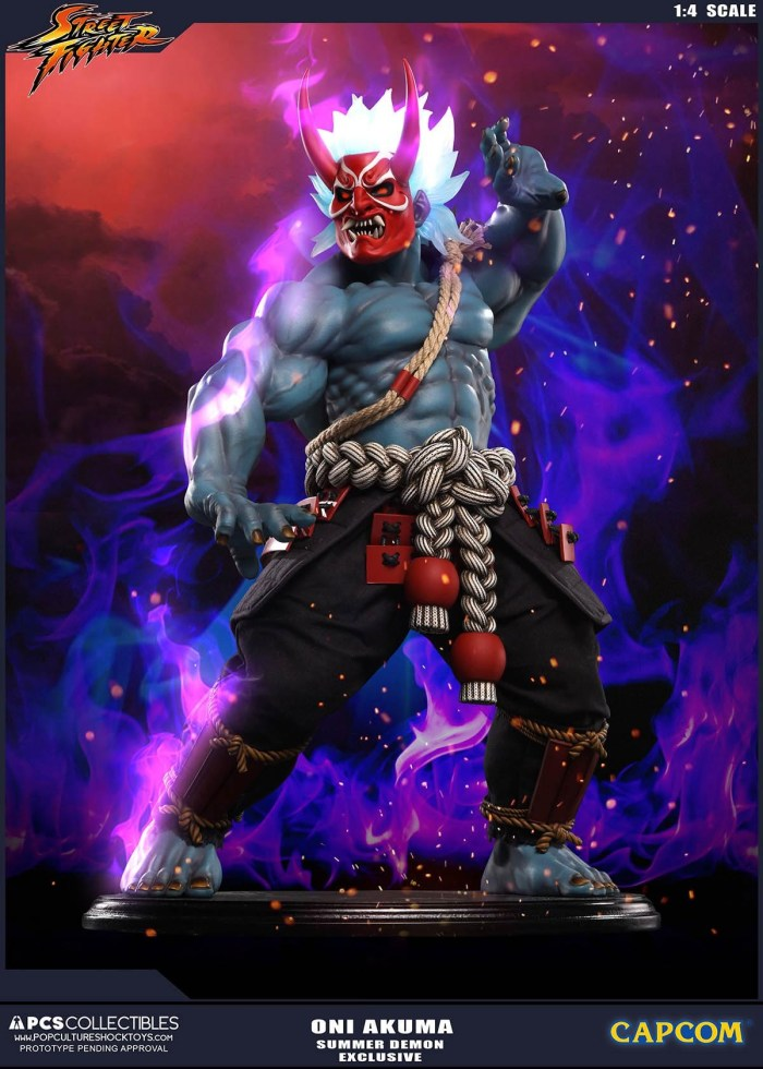 PCS-Street-Fighter-Oni-Statue-Summer-Demon-006