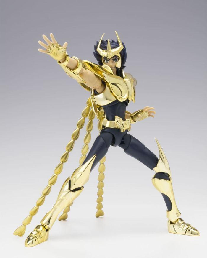Phoenix Ikki Limited Golden Edition Bandai pics 02