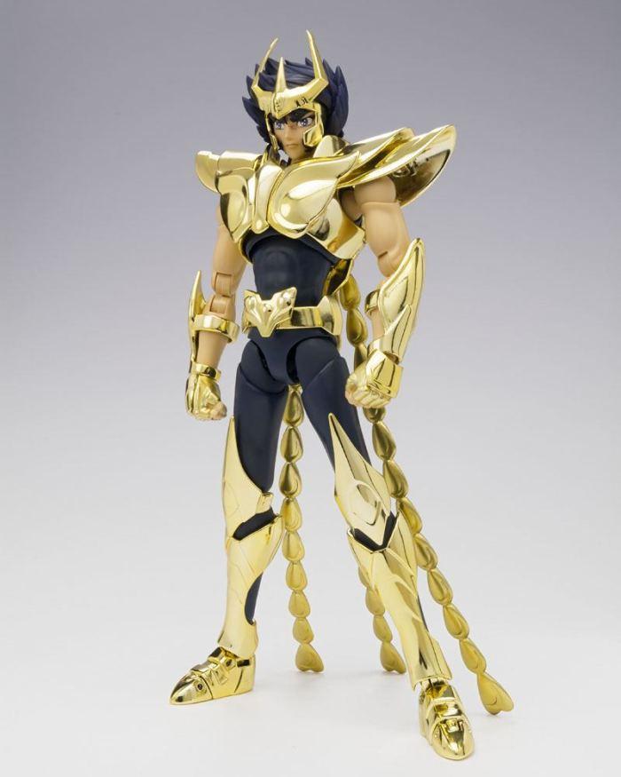 Phoenix Ikki Limited Golden Edition Bandai pics 03