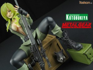 Metal Gear Solid: Sniper Wolf Bishoujo 1/7 di Kotobukiya – Recensione