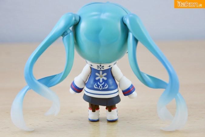 Snow Miku Owl Ver - Nendoroid 570 - Good Smile Company - Recensione - Foto 30