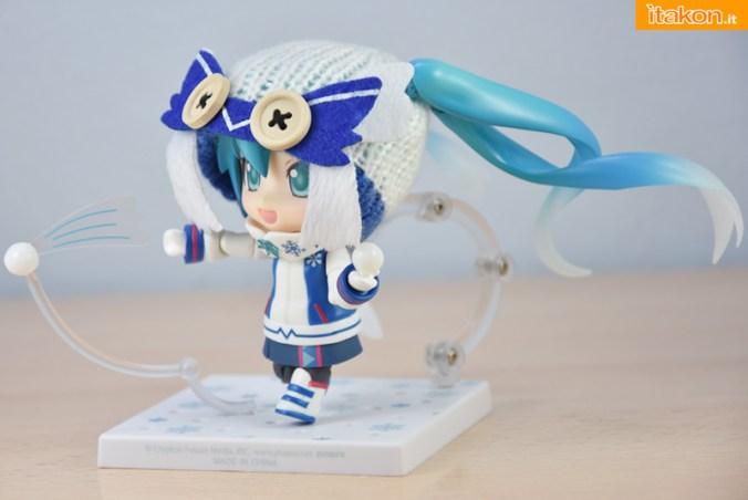 Snow Miku Owl Ver - Nendoroid 570 - Good Smile Company - Recensione - Foto 46