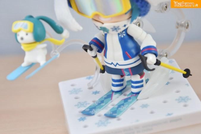 Snow Miku Owl Ver - Nendoroid 570 - Good Smile Company - Recensione - Foto 59