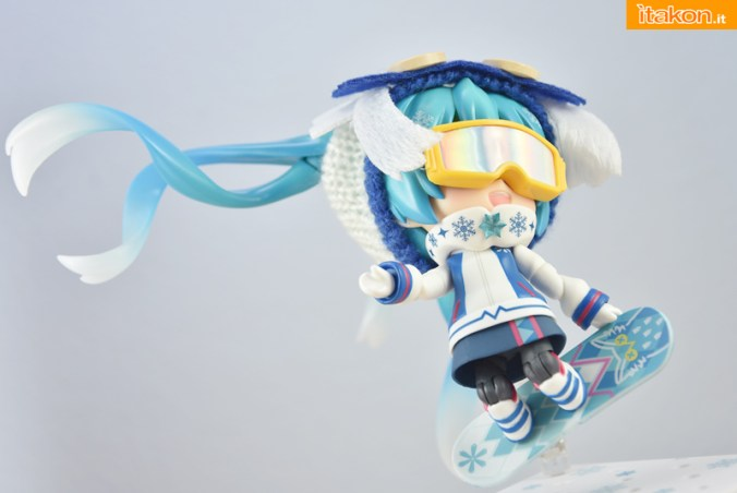 Snow Miku Owl Ver - Nendoroid 570 - Good Smile Company - Recensione - Foto 72